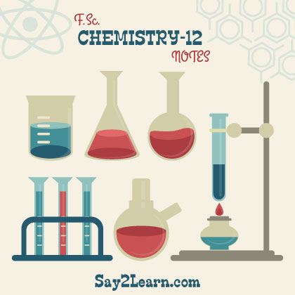 Chemistry-12-Notes