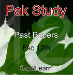 Pak 12 Past Papers