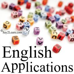 eng applications