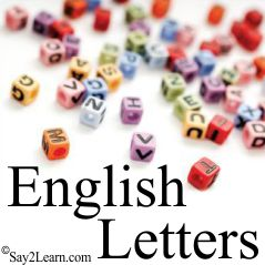 eng letters