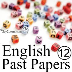 english-past-paper-12