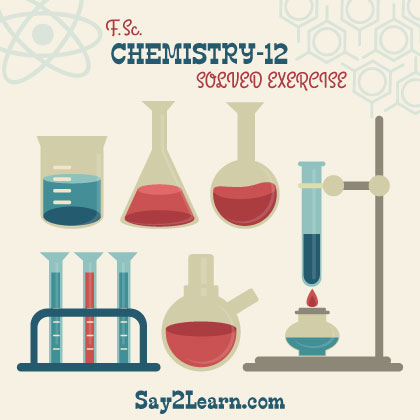 Chemistry-12-Solved-Exercise