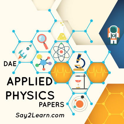 DAE-Applied-Physics-1st-Year-Papers