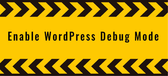 enable-wordpress-debug-mode